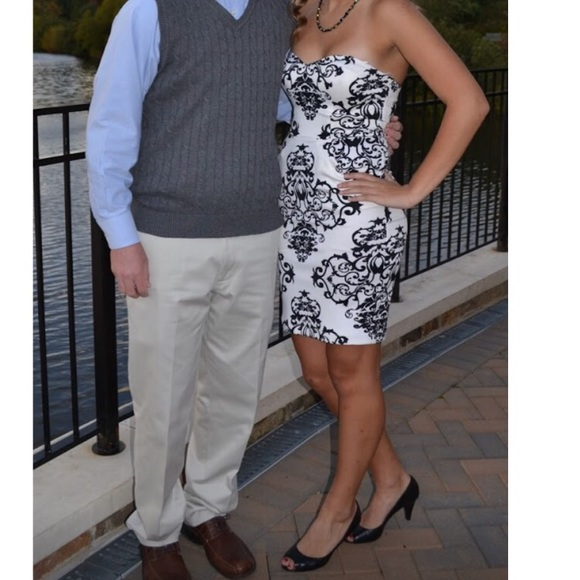 B Darlin Dresses Mid Length Formal Dress Poshmark